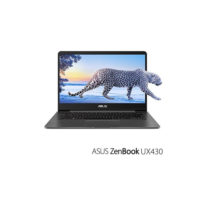 ASUS ZenBook 14 Thin and Light Laptop -