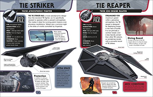 Star Wars  Encyclopedia of Starfighters and Other Vehicles by DK Publishing (Image #2)