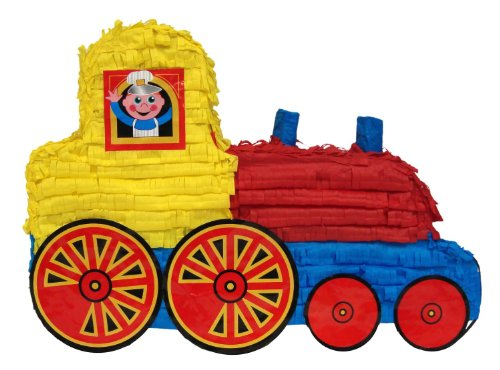 Train Pinata, 20