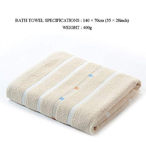 Lhffct Toallas De Baño,De 100% Algodón,Sin Productos Químicos,Calidad del