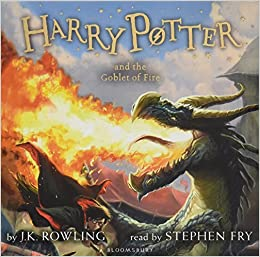 Harry Potter and the Goblet of Fire Harry Potter 4: Amazon co uk