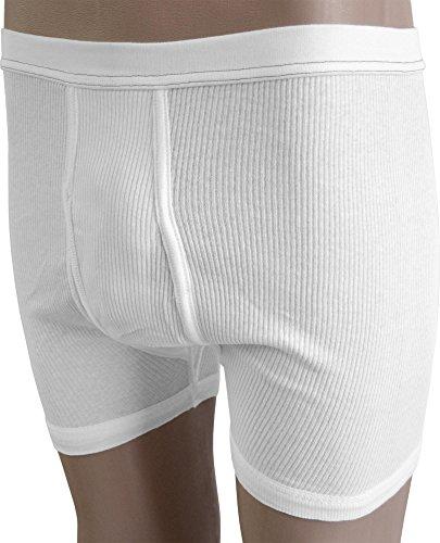 3 x Herrenschlüpfer Herren Unterhose Baumwolle Größe 6