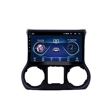 Navegación GPS Lionet para Coche Jeep Wrangler 2011-2017 10,1 ...