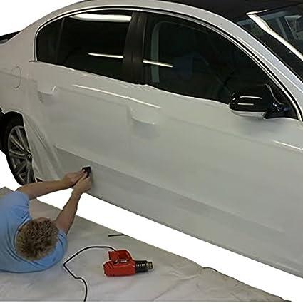Pellicola di rivestimento per auto in vinile con finitura lucida dimensioni: 60/x 152/cm