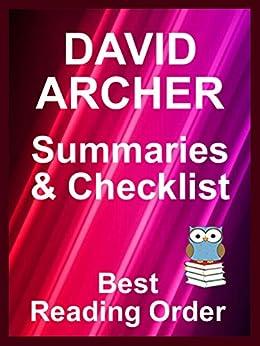 David archer noah wolf books
