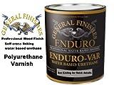 General Finishes Enduro-Var, Flat, Quart