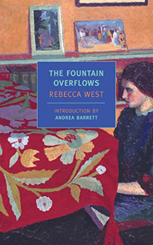 The Fountain Overflows (New York Review Books - Fountain Rose Factory