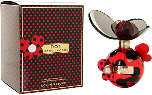 Marc Jacobs Dot Eau De Parfum Spray for Women, 3.4 Ounce