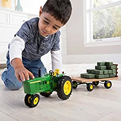 John Deere 46724 1:16 Big Farm 4020 Tractor with H