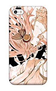 Best Tpu Case For Iphone 5/5s With Butterfly Anime 4401882K33753158