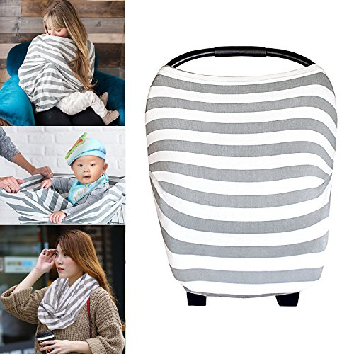 PPOGOO Covers Nursing Stretchy Breastfeeding product image