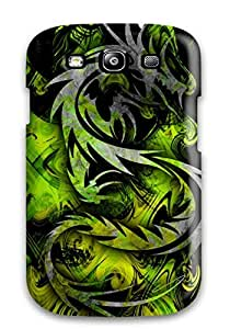 For ZippyDoritEduard Galaxy Protective Case, High Quality For Galaxy S3 Jemuel Abstract Skin Case Cover