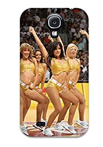 All Green Corp's Shop golden state warriors cheerleader basketball nba NBA Sports & Colleges colorful Samsung Galaxy S4 cases