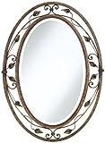 Eden Park Collection Oval 34'' High Wall Mirror