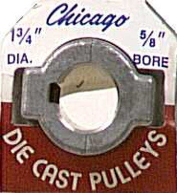 Chicago Die Casting 175A 5/8 1-3/4