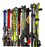 StoreYourBoard Omni Ski and Snowboard Wall Storage