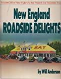 New England Roadside Delights, Will Anderson, 0960105638