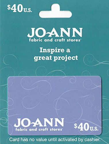 Jo-Ann Stores $40 Gift Card ()