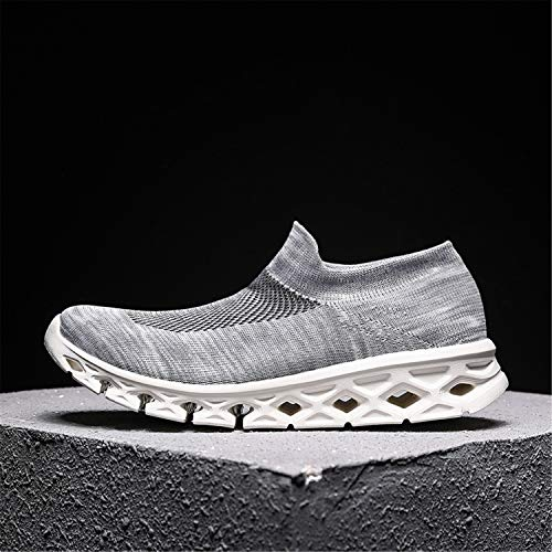 Running Gym Tennis Chaussure Multicolore Sneakers Baskets Gris Respirante Homme Style Chaussures Tqgold Sport Femme De Fitness 7qwfgg0
