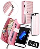 Best Cash Compartments For IPhones - Urvoix iPhone 8 Plus/iPhone 7 Plus Case, Woven Review