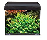 Aqua One EcoStyle 32 14L Glass Aquarium, 32 x 21 x 33 cm, Black