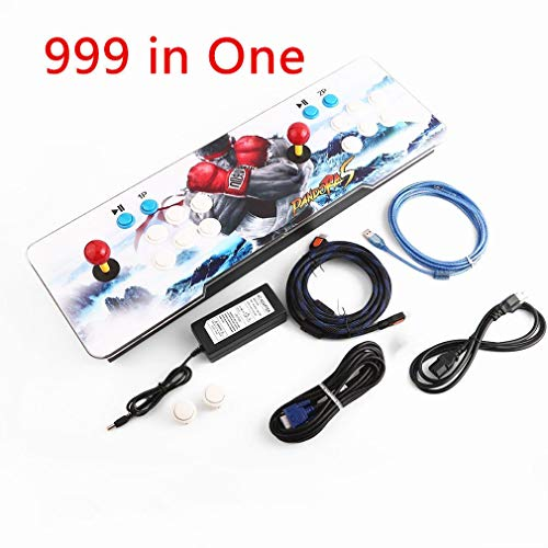 Excellent Arcade Game Console, Video Machine 999 Classic, used for sale  Delivered anywhere in USA