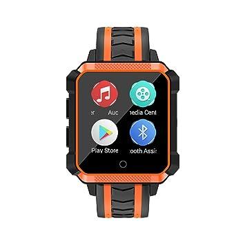 KLAYL Reloj Inteligente SmartWatch Resistente al Agua para Android ...
