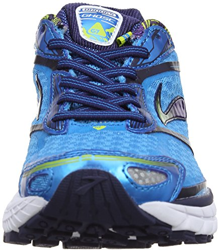 Brooks Running Eclipse de Bleu Femme 7 Punch Blue Hawaiian Lime Ghost Chaussures Zx7UZ