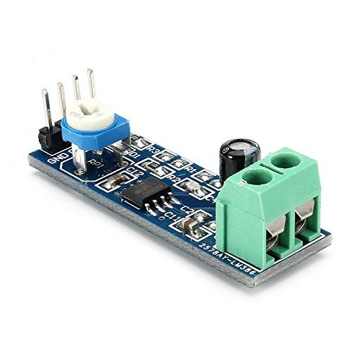 Bluelover 3Pcs Module Lm386 20 Fois Gagnez Un Amplificateur Audio avec R/¨/¦sistance R/¨/¦glable