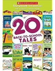 20 BACK TO SCHOOL TALES SCHL STRY TR DVD