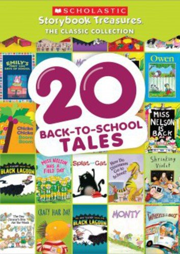 20 Back-To-School Tales: Scholas...
