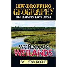 Jaw-Dropping Geography: Fun Learning Facts About Wondrous Wetlands: Illustrated Fun Learning For Kids