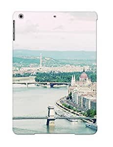 Christinbris Protection Case For Ipad Air / Case Cover For Christmas Day Gift(budapest In Hungarian)
