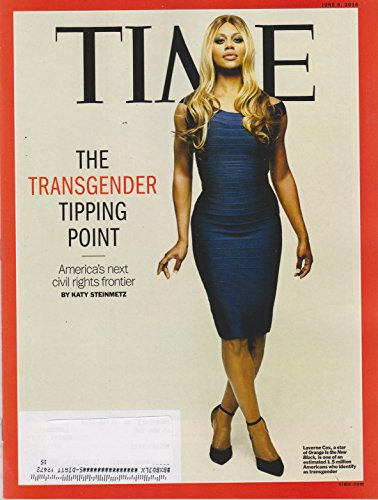 Time June 9  2014 Laverne Cox The Transgender Tipping Point