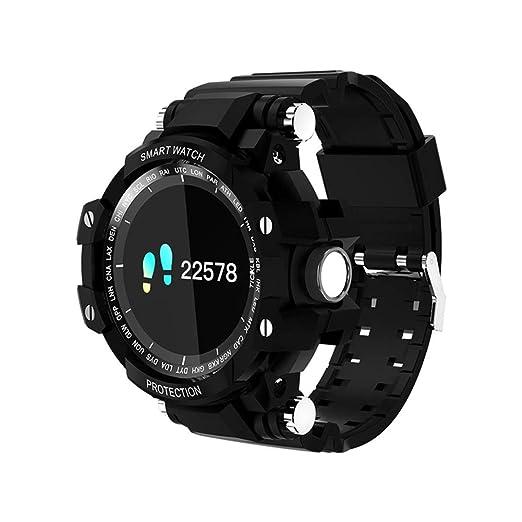 Heomeyb GW68 Reloj Inteligente Oxígeno De La Sangre Reloj ...