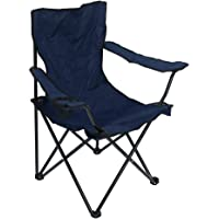 YATAI Portable Folding Camping Chair with Cup Holder - Foldable Fishing Camping Chair - Outdoor Picnic Chair With Carry…
