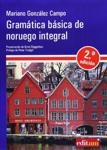 Gramática Básica De Noruego Integral.