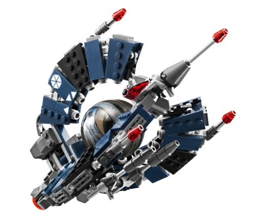 Lego  Construction Droid Tri Fighter dp BKCNV