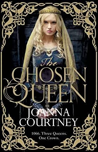 book cover of The Chosen Queen