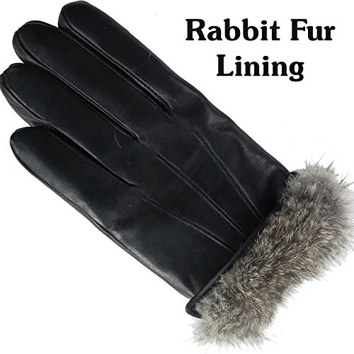 The 8 best mens gloves lined with rabbit fur