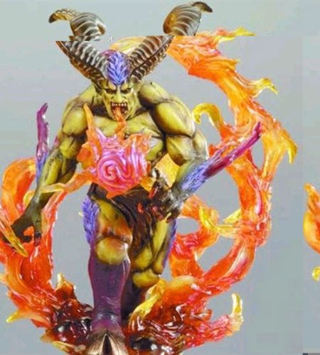 Final Fantasy Master Creatures Figure product image
