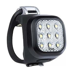 Knog Blinder Mini Niner Front Headlight, Black