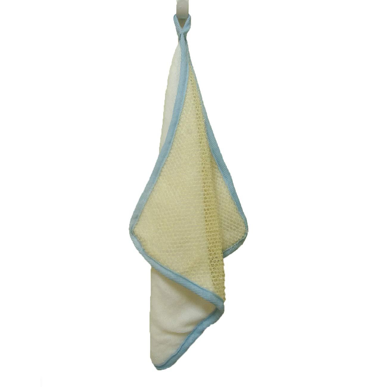 Bleu Bath Dual-Sided Exfoliating Body Cloth