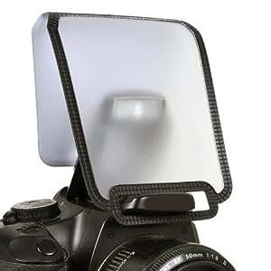Difusor Emergente de Pantalla Suave Opteka PD-10 para Flash en Cámaras Canon EOS, Nikon, Pentaxm, Sony, Olympus