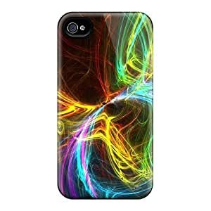 New Shockproof Protection Cases Covers For Iphone 6/ Fractal Rainbow Cases Covers