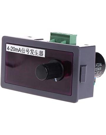 Dabixx Fuente de señal Actual del generador de señal de CC 12V / 24V 4-