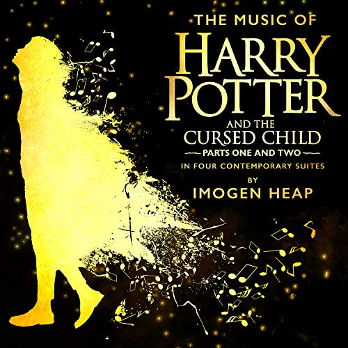 The Music of Harry Potter and the Cursed Child - In Four Contemporary Suites - Childrens Cd