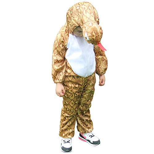 (children Party Costume Cartoon Animal Kids Cosplay Costume Clothes Performance (M(height 35.4