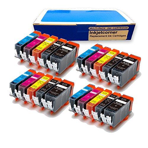 Inkjetcorner Compatible Cartridges PGI 250 CLI 251 product image