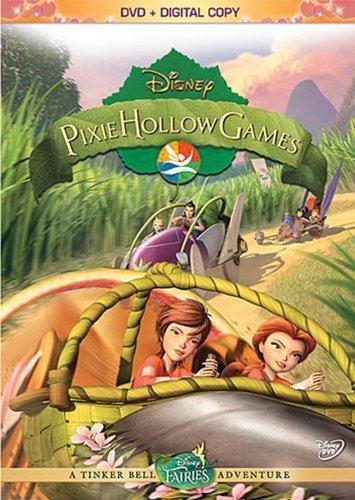 Pixie Hollow Games (DVD + Digital Copy) by Walt Disney Studios Home Entertainment